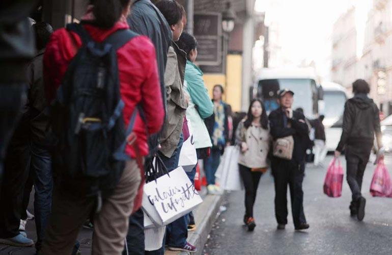 agresseurs touristes chinoises