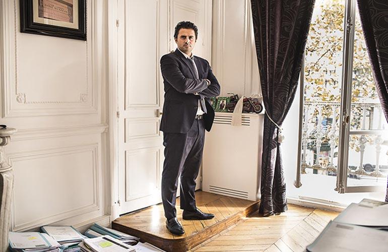 Les avocats stars du Rap français : Steeve Ruben