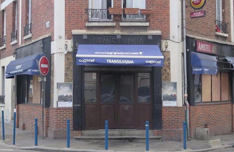 incendie restaurant Transilvania Aubervilliers