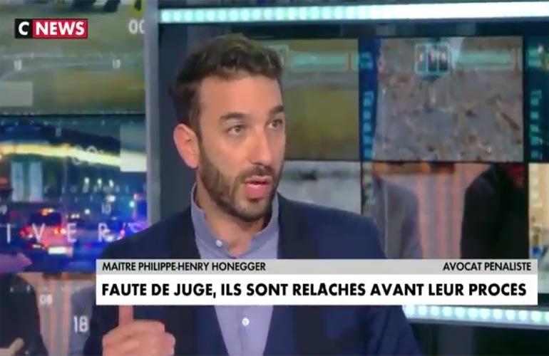 Maître Honegger – Le grand JT des faits divers du 21/06/2018