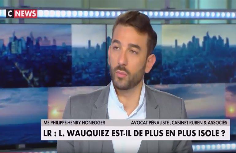 Maître Honegger – Toute l'actu (2e débat) du 18/06/2018