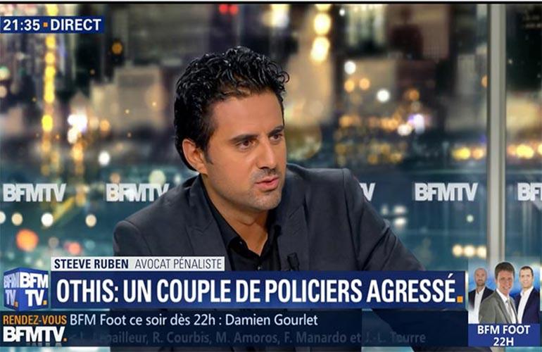 Nantes : le policier qui a tiré sur un jeune a été placé en garde à vue