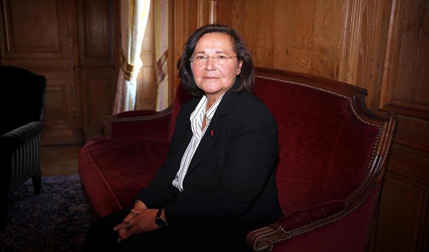 Marie-Aimée Peyron, bâtonnier