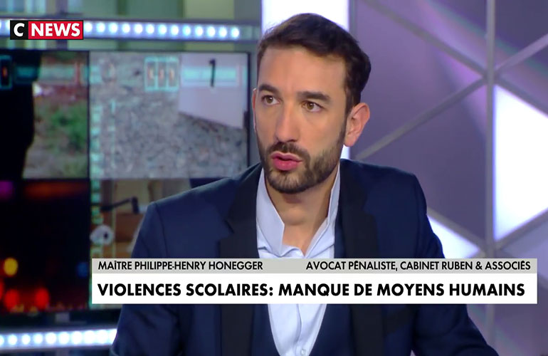 Maître Honegger – Le grand JT des faits divers du 12/11/2018
