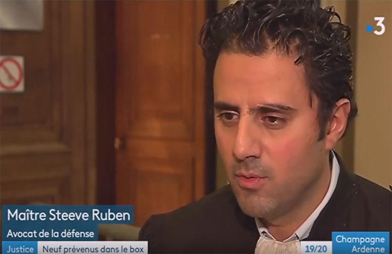 Vidéo Go fast Reims : Maître Ruben obtient la relaxe pour trafic de stupéfiants