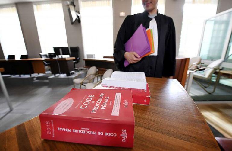 « Le V de la victoire » pour l'avocat parisien Steeve Ruben