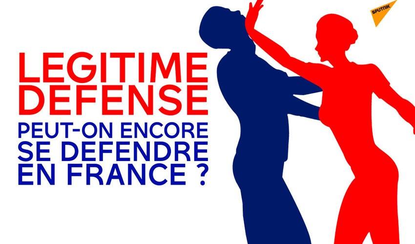 légitime défense en France