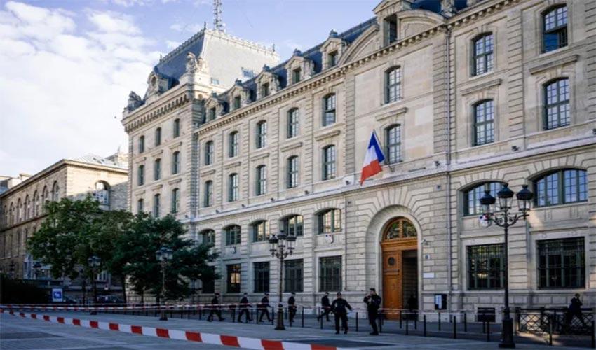 attaque préfecture de police de Paris