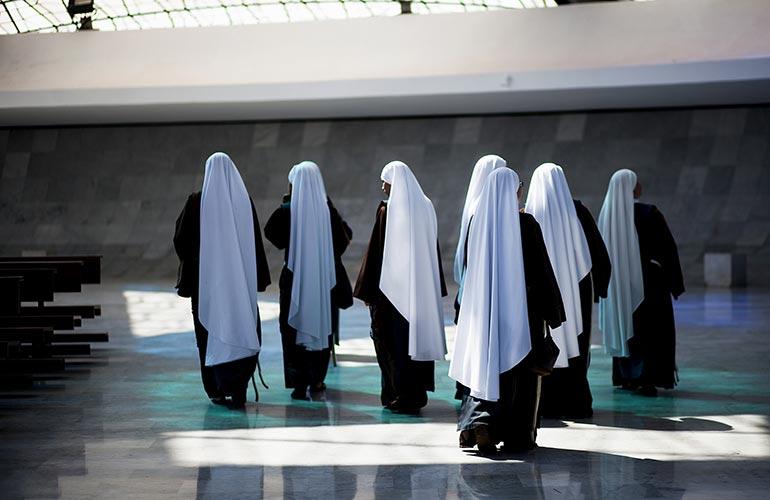 religieuse violée par un prêtre