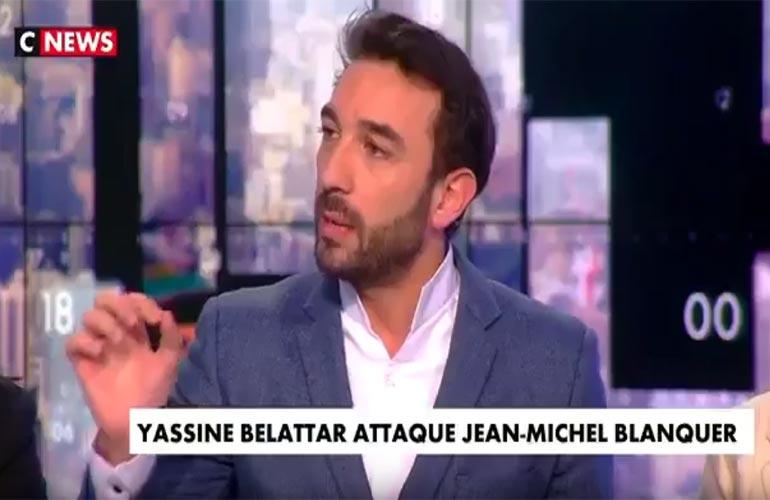 Maître Honegger sur CNEWS réagit aux propos de J-M. Blanquer
