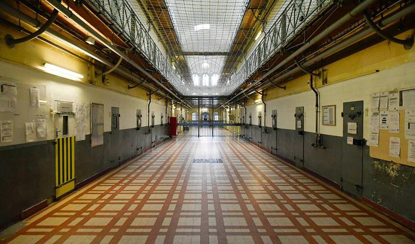 mutineries en prison