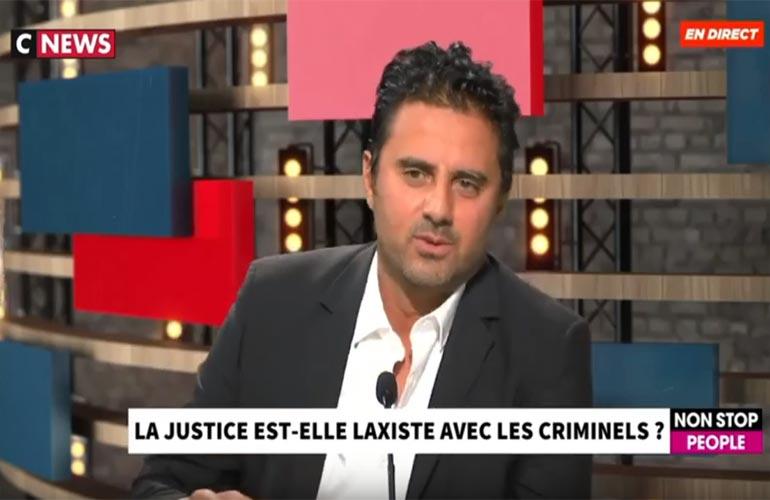 Maître Ruben sur CNews : La justice est-elle laxiste avec les criminels
