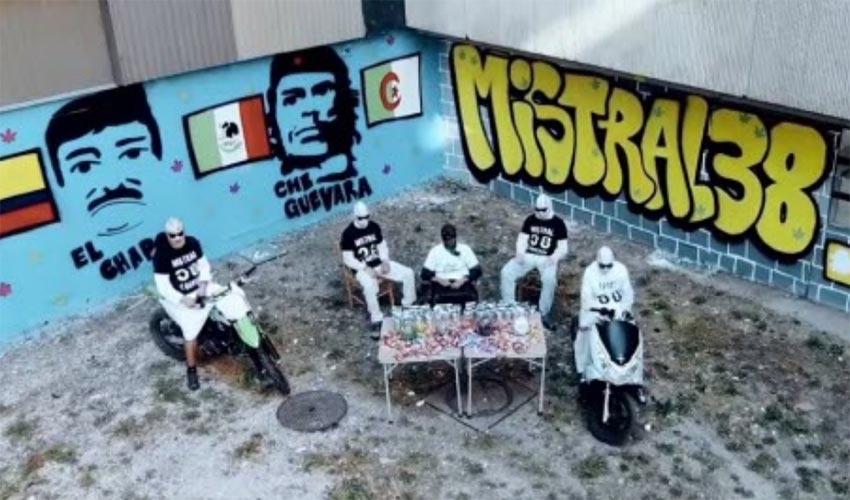 vidéo Grenoble Mistral clip de rap