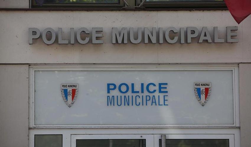 Béziers policiers municipaux en garde à vue