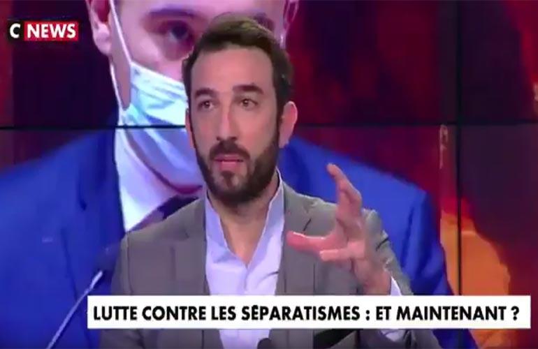 """Maître Honegger sur CNews : L'ex Loi """"Séparatismes"""" est creuse"""