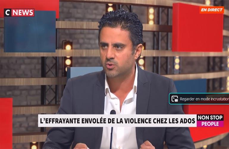 Maître Ruben sur CNews – Envolée de violence chez les jeunes : la justice est-elle trop laxiste ?