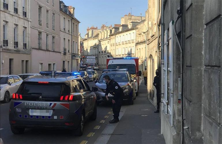 Stups dans un appartement loué à Caen : les suspects remis en liberté