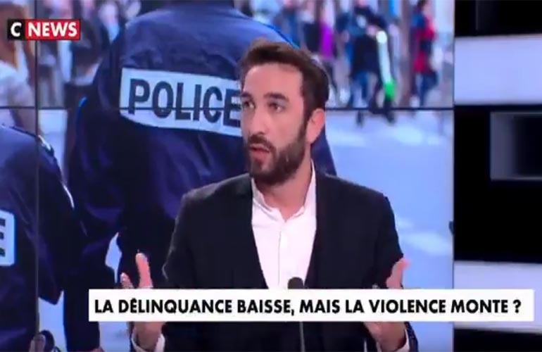Maître Honegger sur CNews : augmenter les peines de prison ne permet pas de diminuer la délinquance